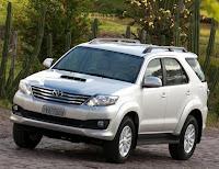 Hilux 2012 da Toyota fotos