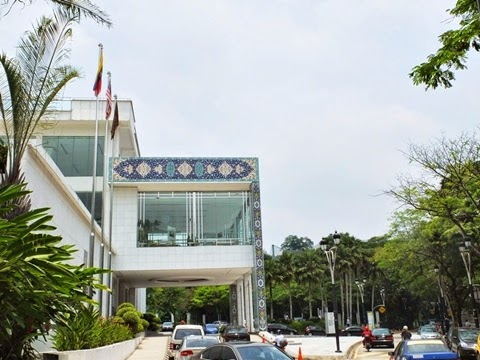 Islamic Arts Museum Kuala Lumpur