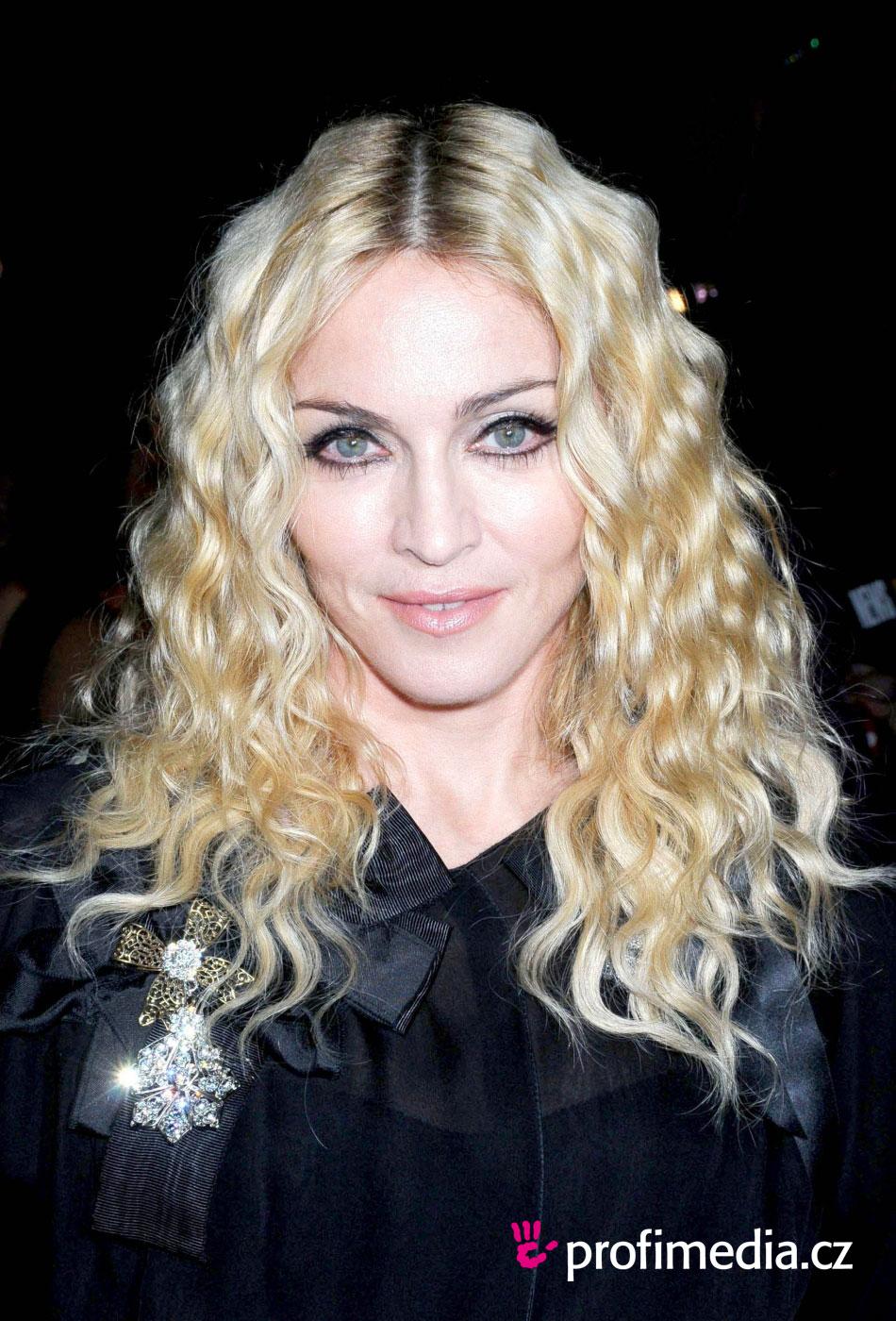 Madonna: Madonna Hairstyles