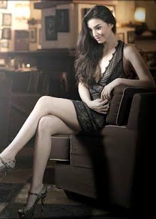 hot Manohara for Male Magazine, November 2012