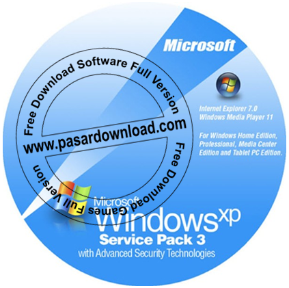 Windows XP Pro SP3 x86 Plus SATA Drivers 2014