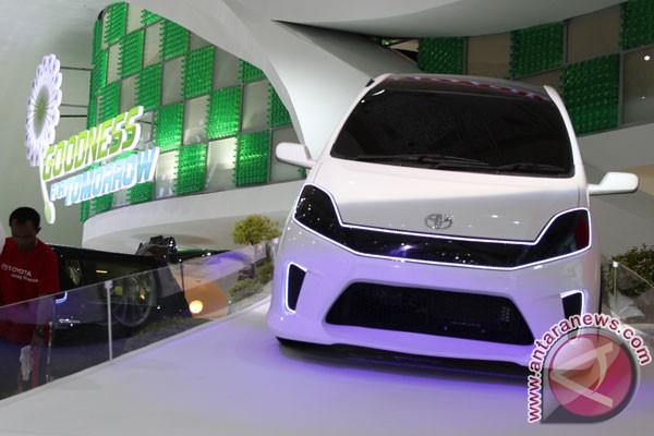 Dijual Toyota Agya, Mobil Baru Laris Manis