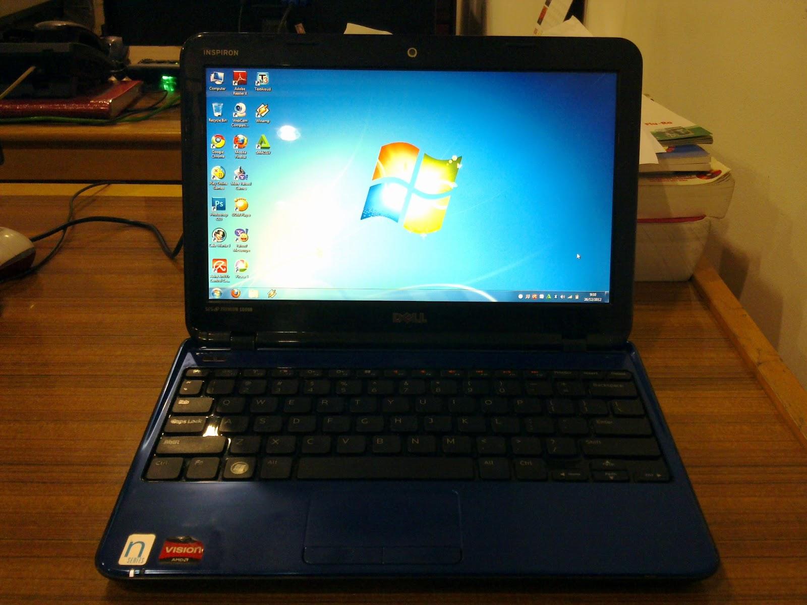 Kayla Laptop Laptop DELL Inspiron 1122 Spek Gamer