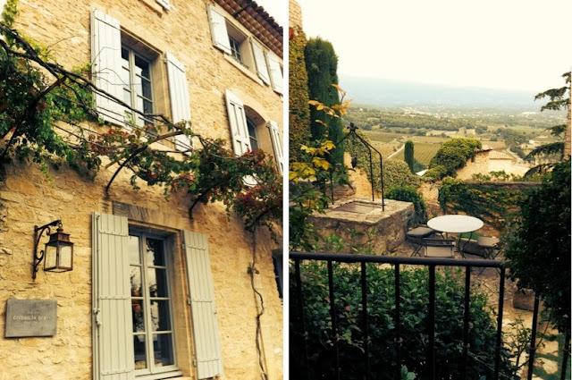 hotel romantico en la provenza