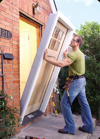 ExteriorInterior Door ReplacementSeattle Bellevue Issaquah WA