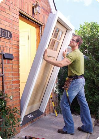 Exterior interior door replacement seattle bellevue for Replacement house doors