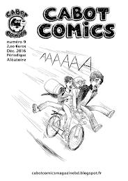 Cabot Comics numéro 9