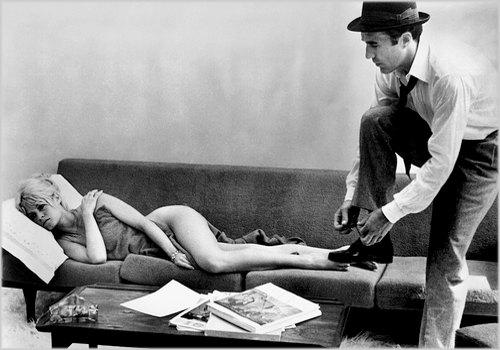 Le Mépris Jean-Luc Godard será que ele só quer sexo