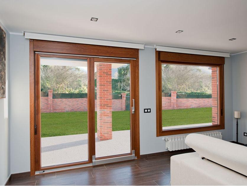 Catalogo de ventanas y mamparas carpinteria y - Mamparas de aluminio ...