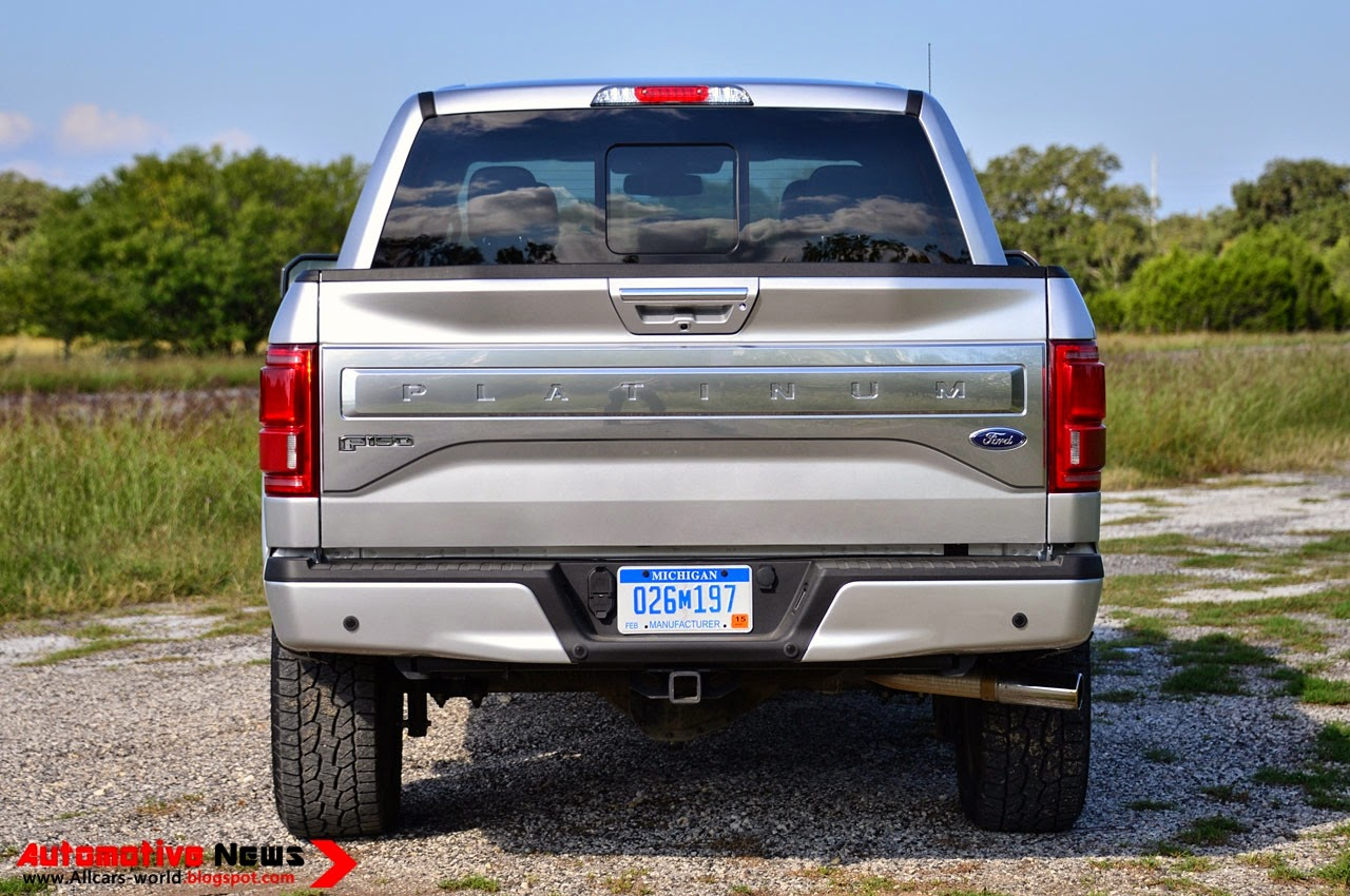automotive news 2014 ford f 150 king ranch vs platinum ford truck