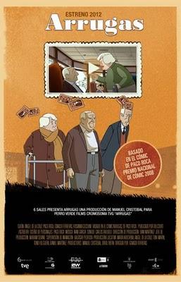 Arrugas (2011) – Castellano Online