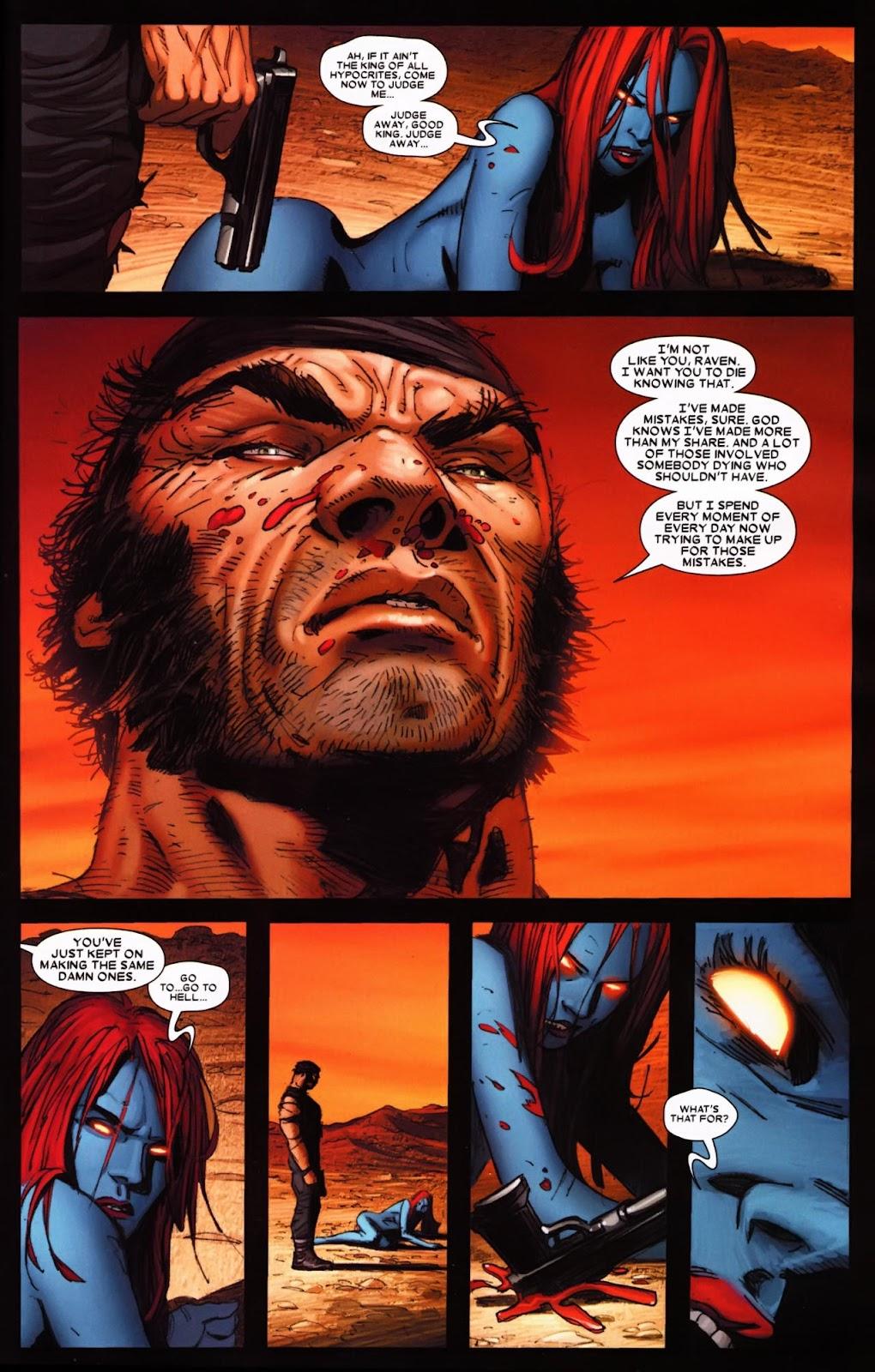 Read online Wolverine (2003) comic -  Issue #65 - 23