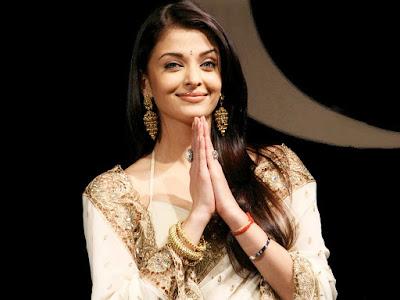 Indian Beauty Aishwarya Rai wallpaper