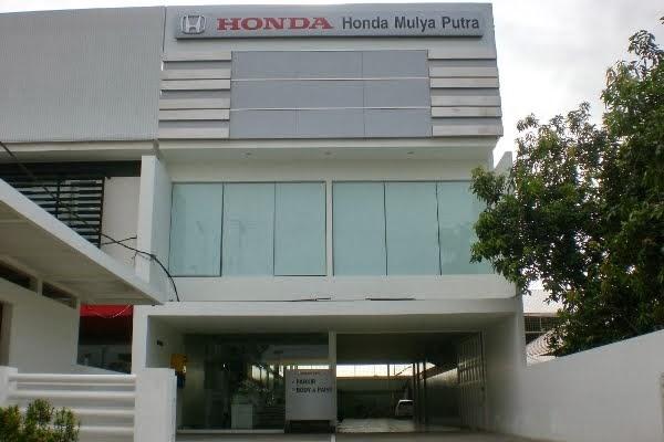 BODY REPAIR HONDA MULYA PUTRA