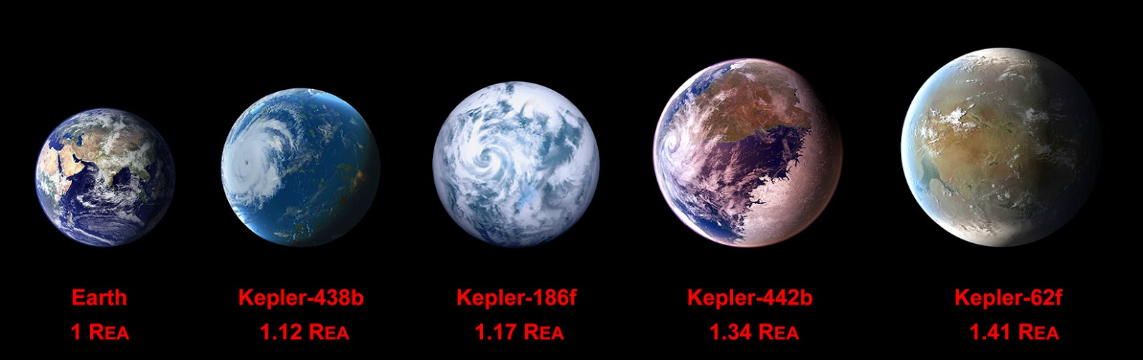 mass radius relationship for solid exo planets nasa