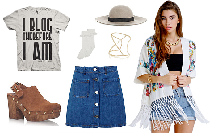 70s summer outfit wishlist