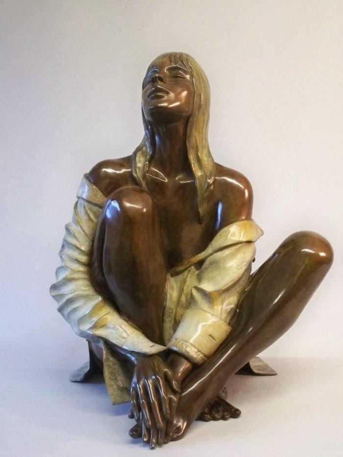 Скульптор-философ. Alain Choisnet