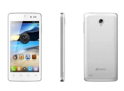 Hp android ini juga didukung oleh memori internal yang cukup besar