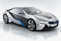 BMWi i8 Concept Wallpaper Exterior 02