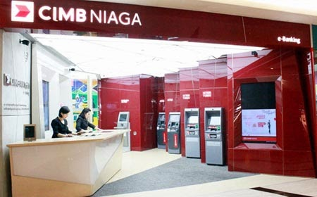 Cara Registrasi Internet Banking CIMB Niaga Melalui ATM