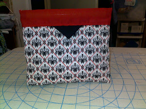 Europe Design Cosmetic Bag