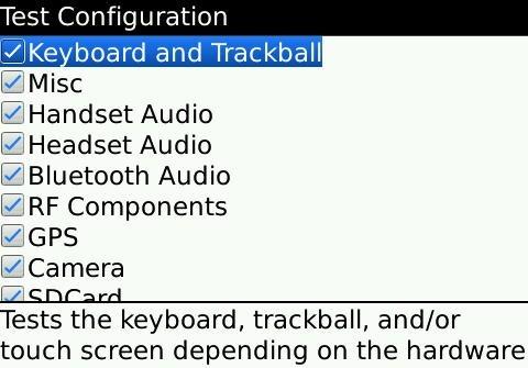 Cara Cek Hardware Blackberry Masih Bagus Atau Tidak