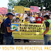 RCI REPORT : SAPP Youth for peaceful protest