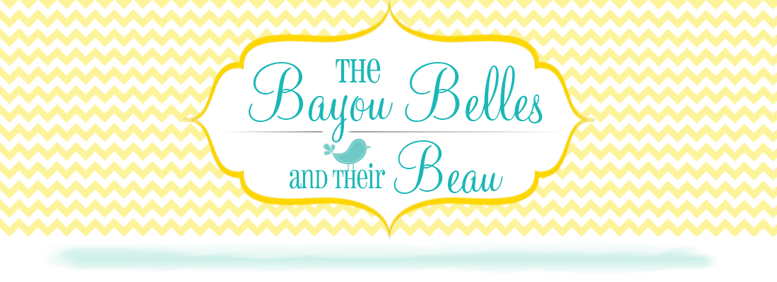 The Bayou Belles and Their Beau