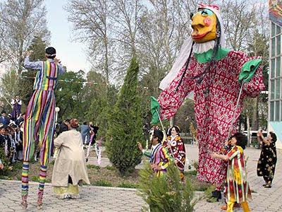 Puppet Theatres in Tajikistan