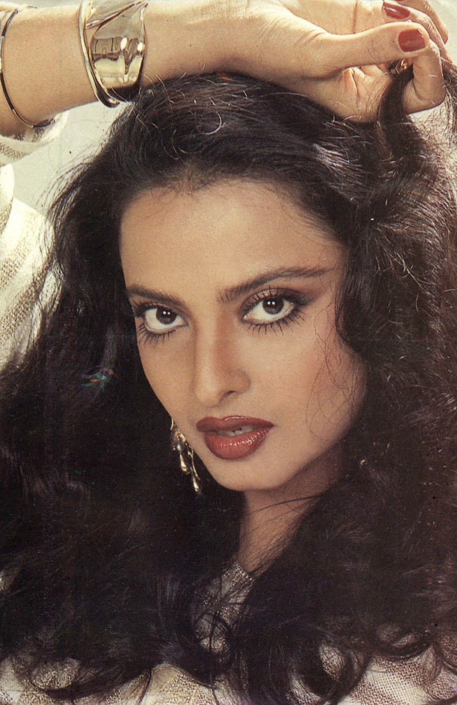 Shashi Kapoor Last Video >> Rekha
