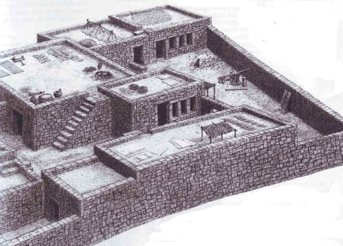 Jesus Was In Capernaum Word Got Out That He Staying A House There Lots Of People Stopped By To Visit Listen What