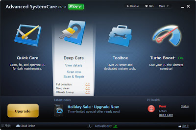 Advanced SystemCare 5.4 Serial