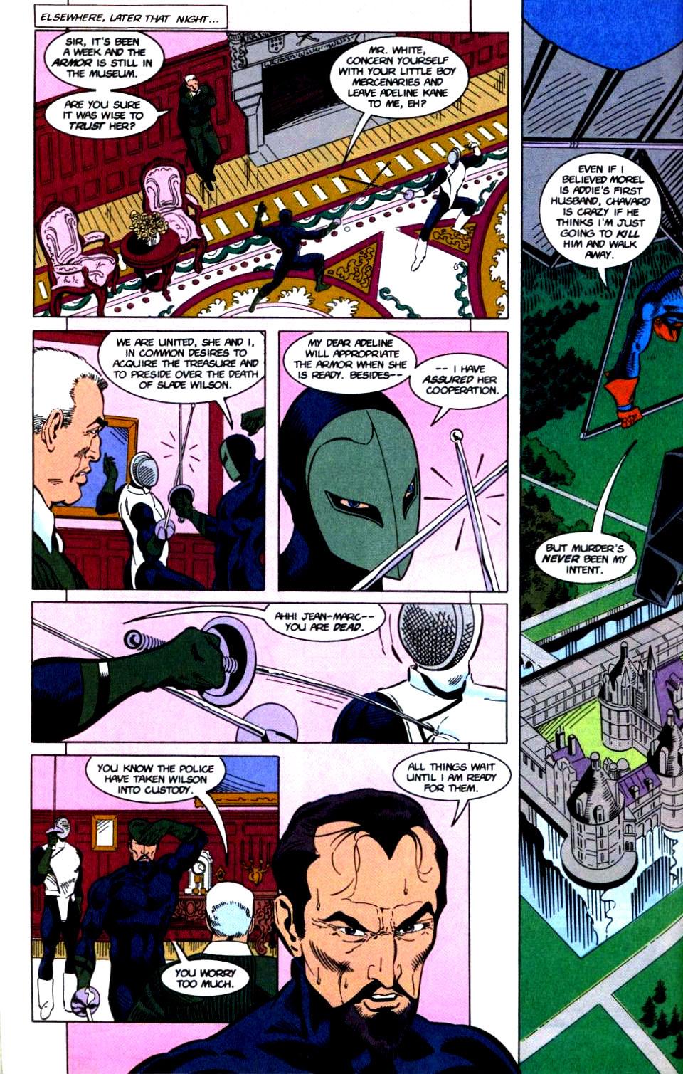 Deathstroke (1991) Issue #32 #37 - English 13