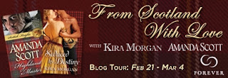 FROM SCOTLAND, WITH LOVE TOUR – GUEST POST BY KIRA MORGAN