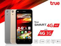 True Smart Speedy 4G 4.0 version 5.1 Official Firmware