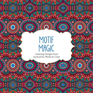 Motif Magic: Amazing Designs from Around the World to Color