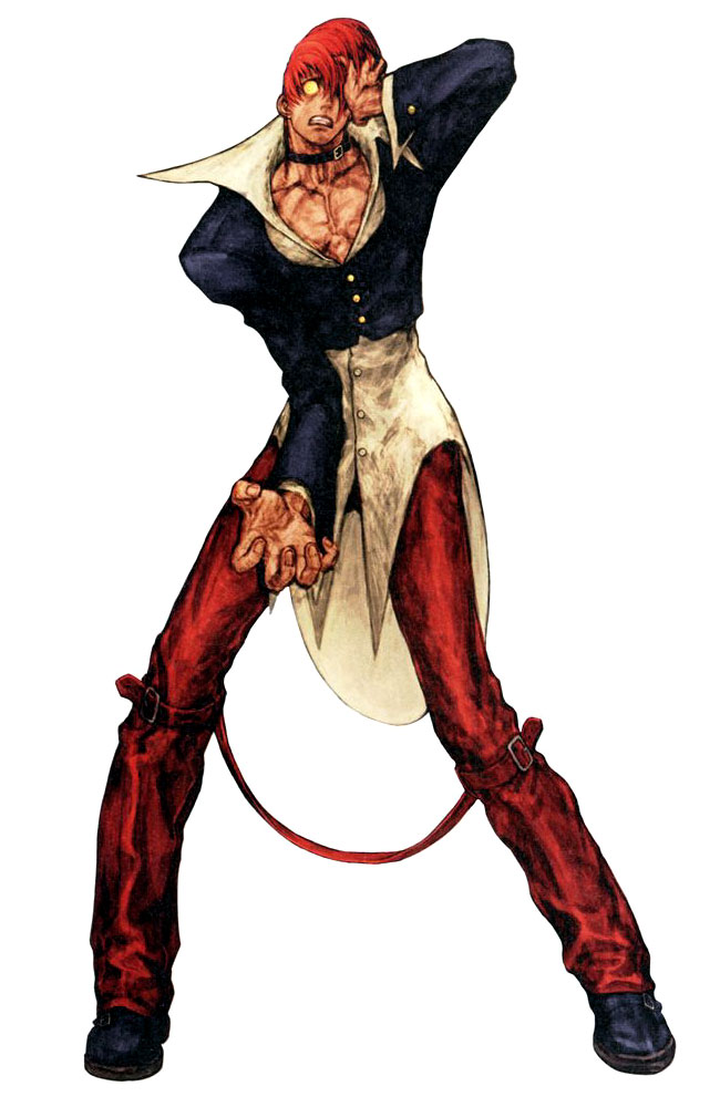 Gamezone king of fighters characters - King of fighters characters pictures ...