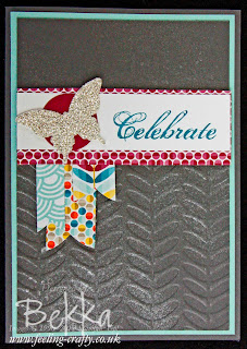 Sale-a-Bration 2013 Sneak Peek card by Stampin' Up! Demonstrator Bekka Prideaux - check out her blog and find out how to get lots of the products used on this card for free