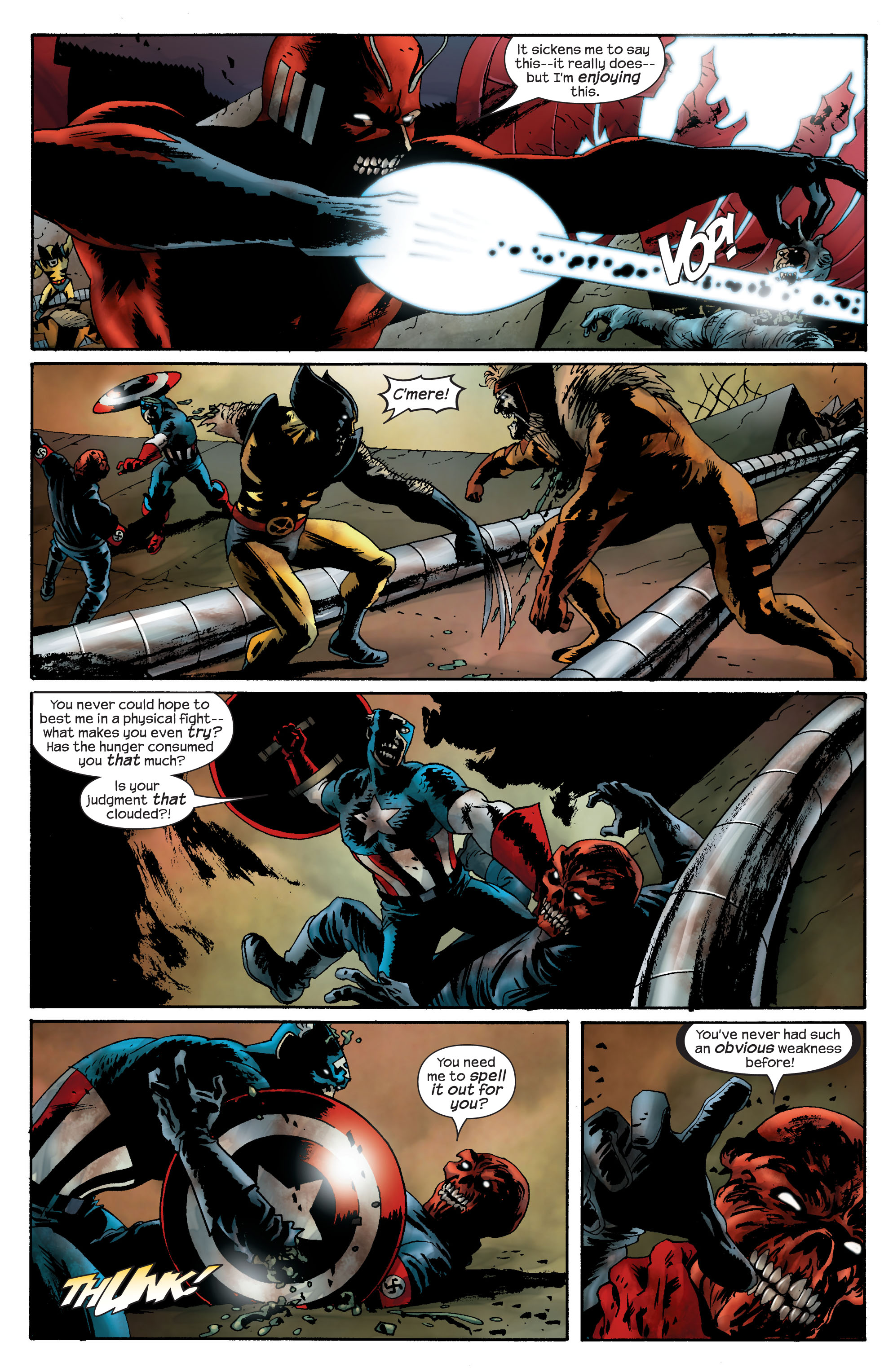 Marvel Zombies (2006) Issue #5 #5 - English 9