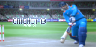 EA Sports Cricket 13 Mega Patch