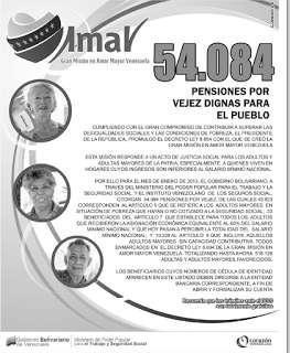amor mayor listado 09/12/2012