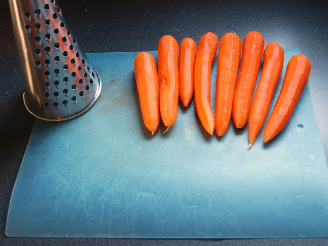 Carrot Cake Bites, Pavlova's Dog