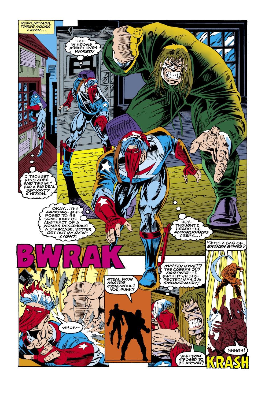 Captain America (1968) Issue #434 #384 - English 16