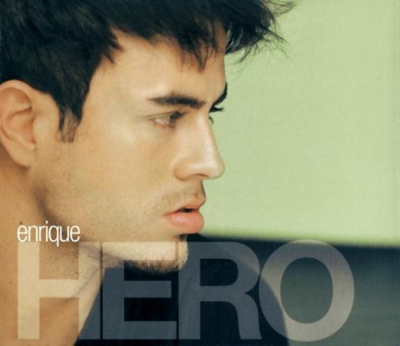 2001 Escape Enrique Iglesias Album Cover Art