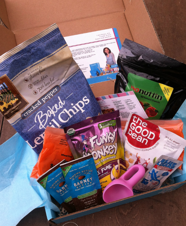 Tasterie - Food Allergen Monthly Subscription Box Review - August 2012