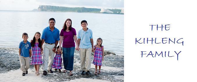 THE KIHLENG FAMILY