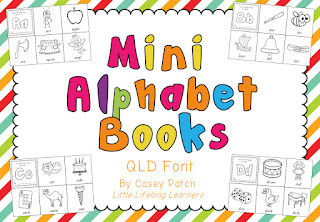 https://www.teacherspayteachers.com/Product/Mini-Alphabet-Book-Printables-QLD-Font-1744199