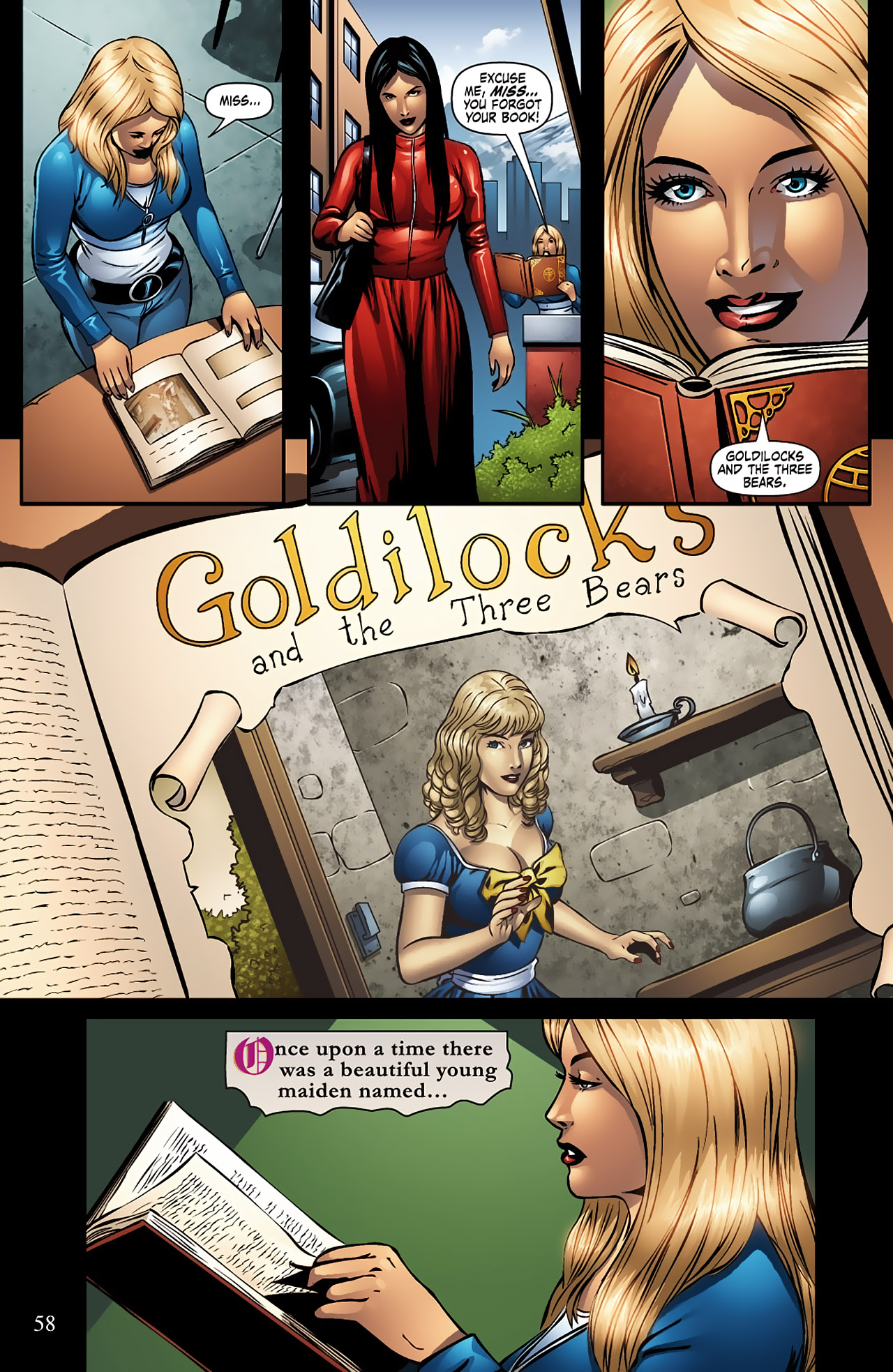 Grimm Fairy Tales (2005) Issue #9 #12 - English 5