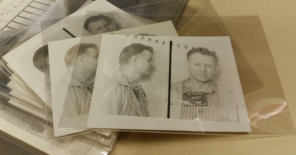 Library Amp Archives News The Tennessee State Library And Archives Blog James Earl Ray Inmate