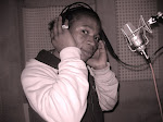 VIC.O IN HIS STUDIO